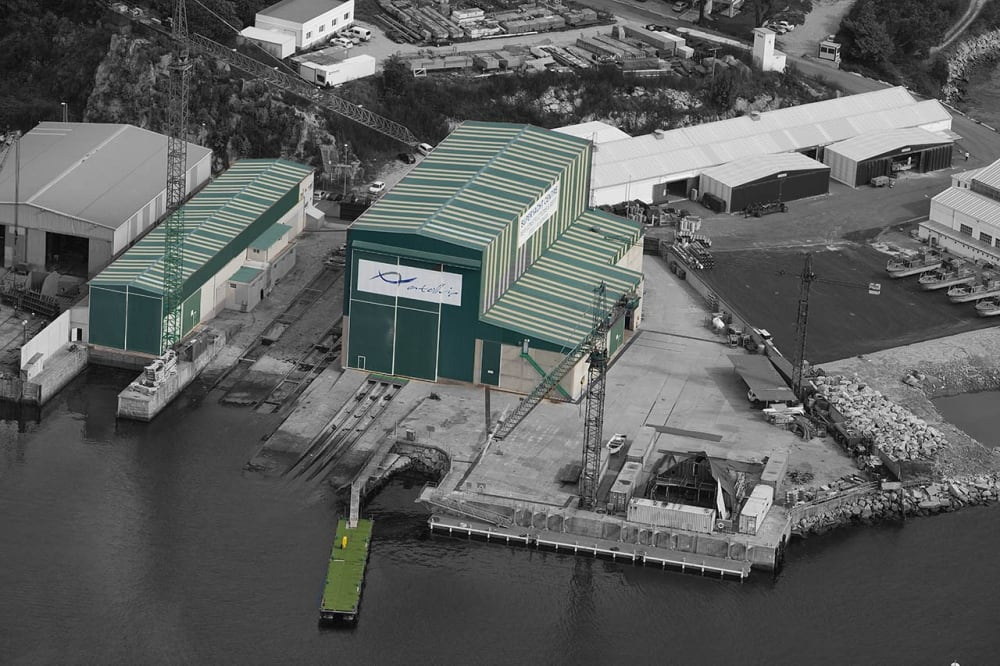 Expert Superyacht Construction and Refits in Atollvic's State-of-the-Art Shipyard