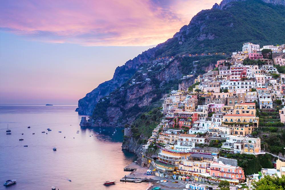 A Supercar Experience on Italy's Amalfi Coast