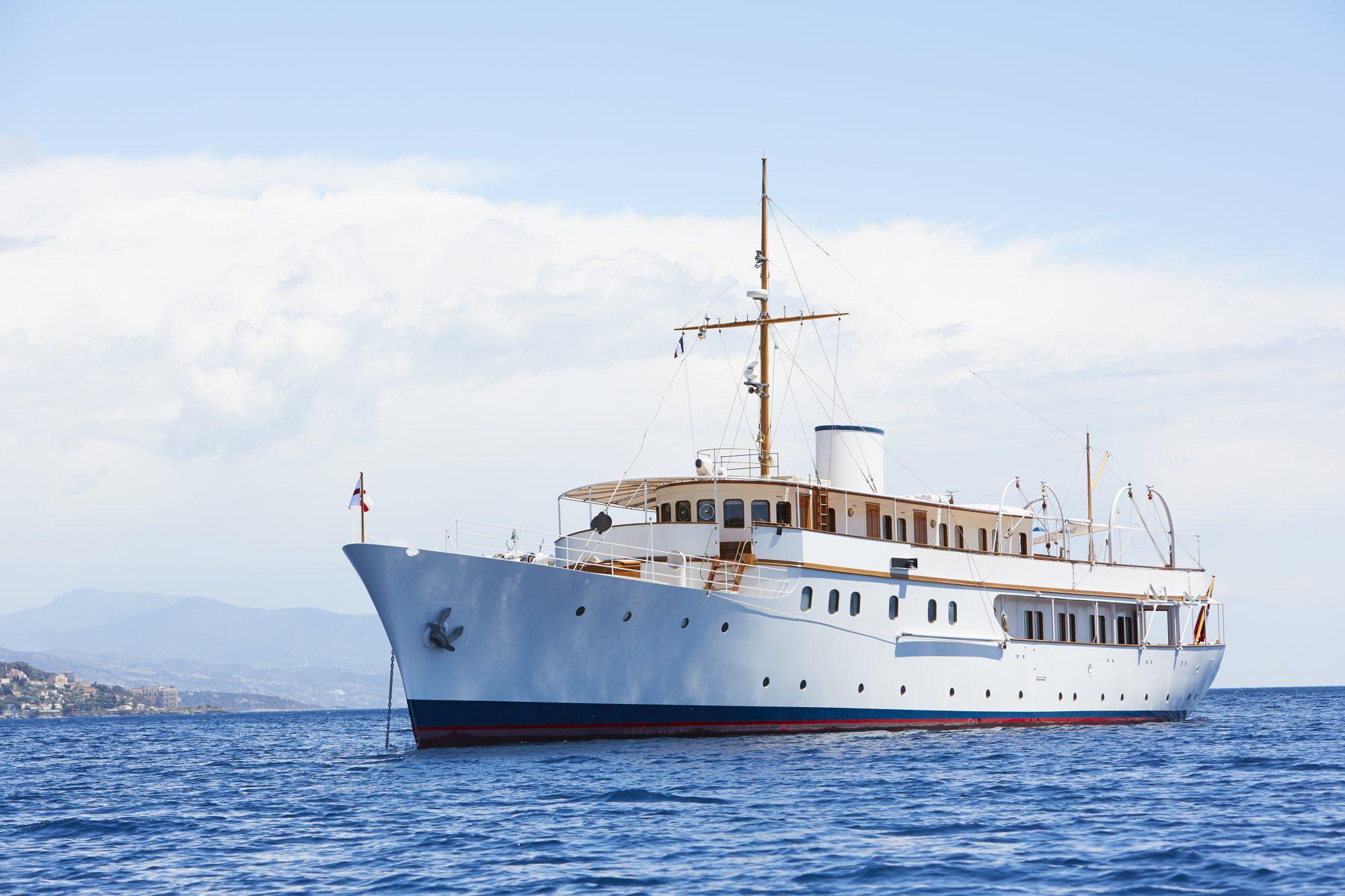 Motor Yacht MALAHNE for Charter with SuperYachtsMonaco