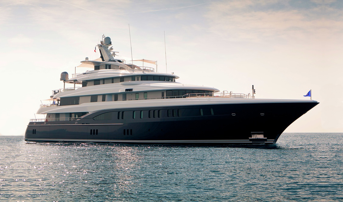 Motor Yacht ARIENCE for Charter with SuperYachtsMonaco