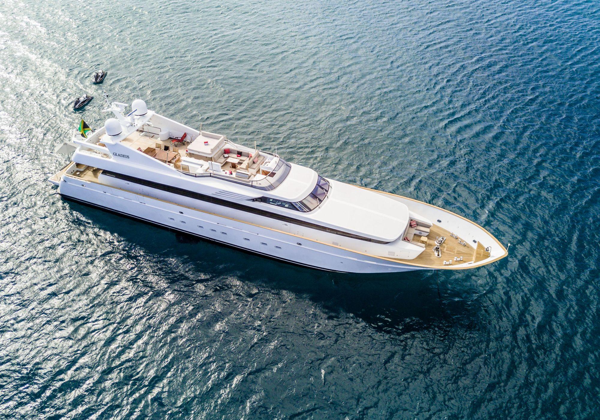 Motor Yacht GLADIUS for Charter with SuperYachtsMonaco