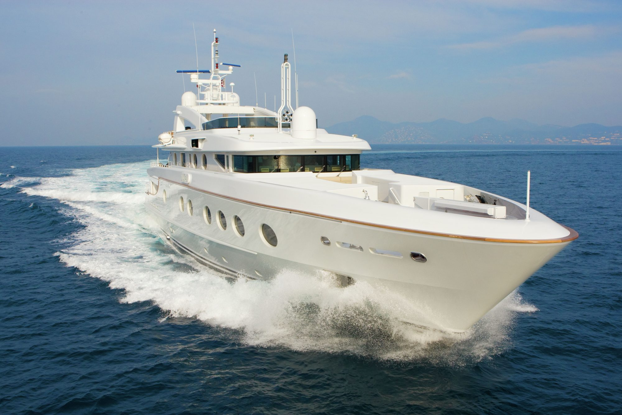 Queen Aida yacht for sale