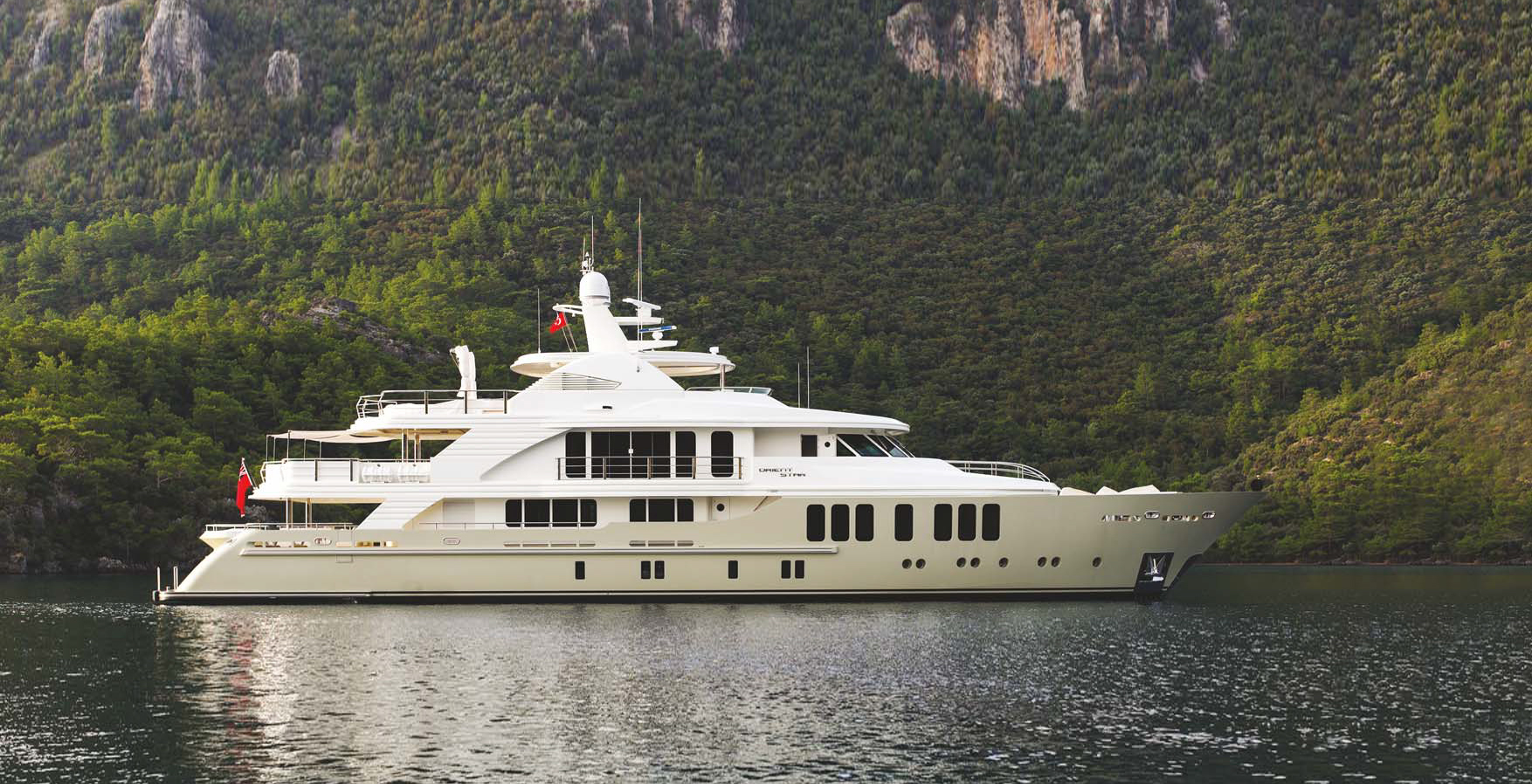 Motor Yacht ORIENT STAR for Charter with SuperYachtsMonaco