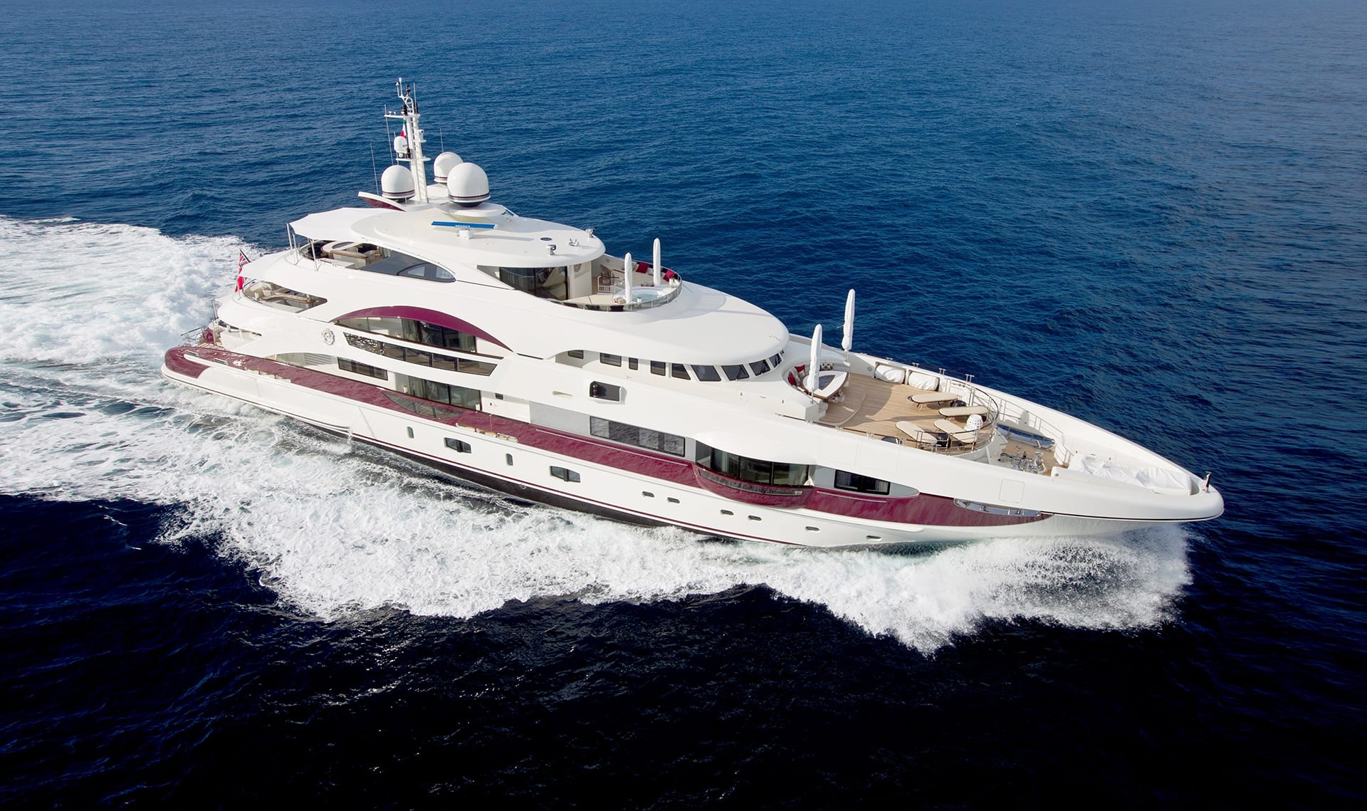 Motor Yacht QUITE ESSENTIAL for Charter with SuperYachtsMonaco