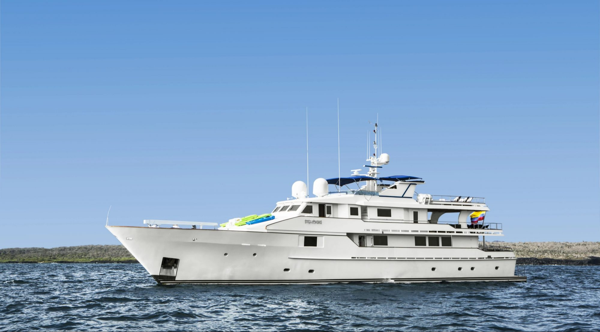Motor Yacht STELLA MARIS for Charter with SuperYachtsMonaco