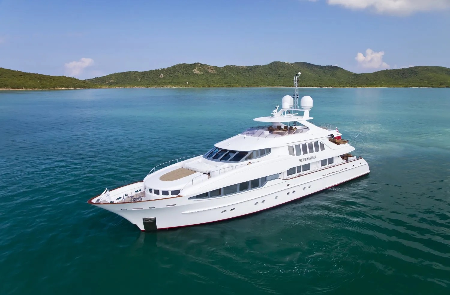 Motor Yacht SEVEN SINS for Charter with SuperYachtsMonaco
