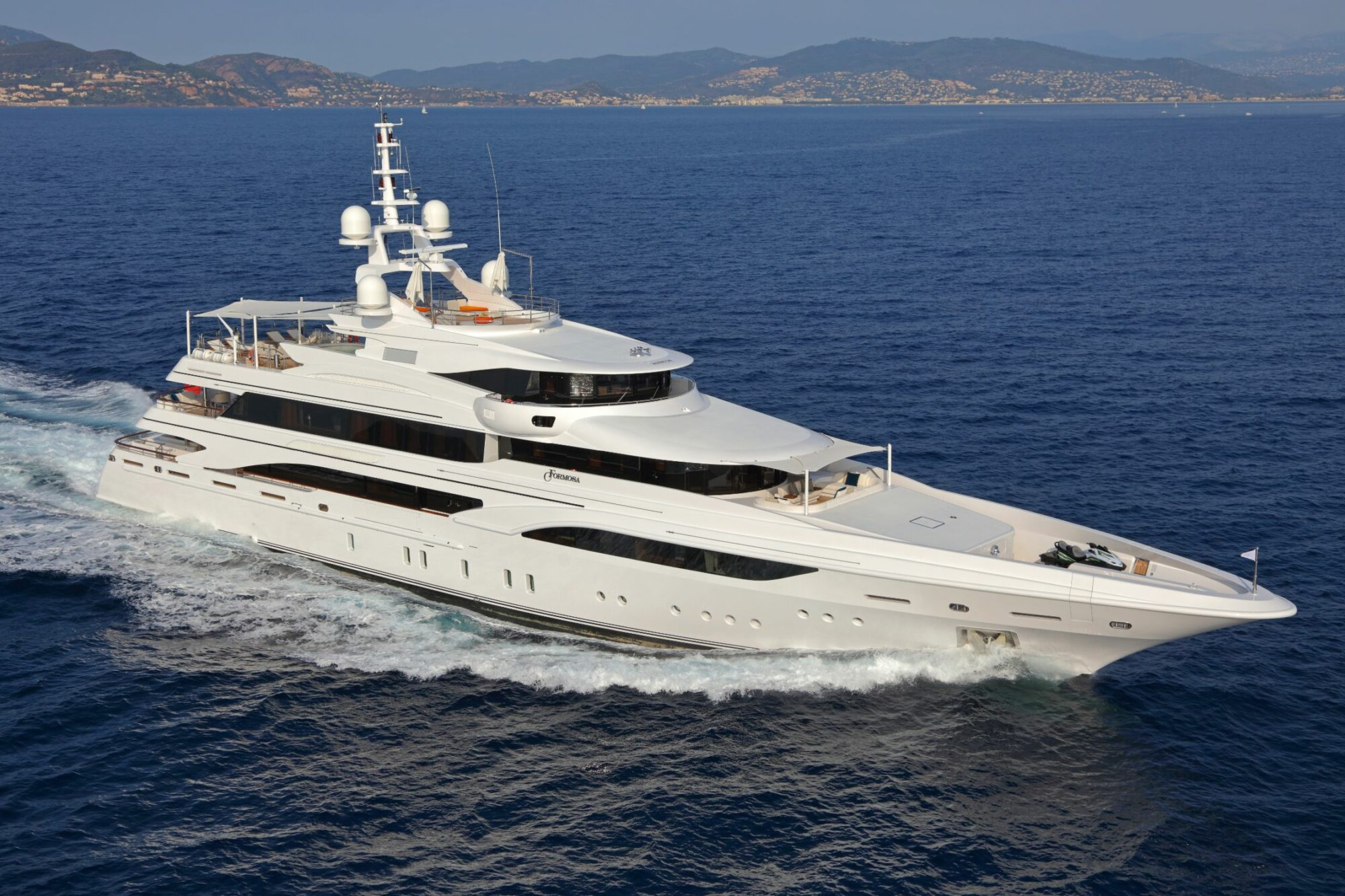 M/Y FORMOSA for Charter with SuperYachtsMonaco