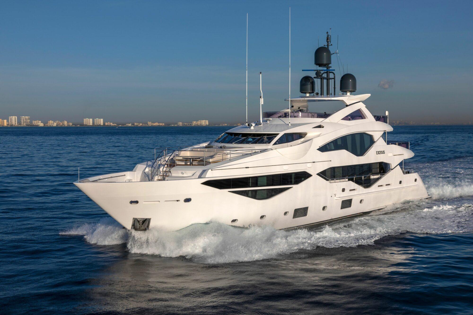 exodus yacht for sale
