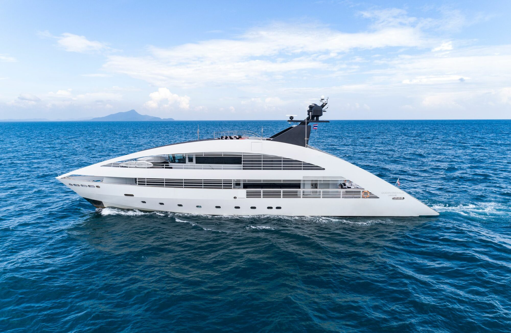 M/Y OCEAN EMERALD for Charter with SuperYachtsMonaco