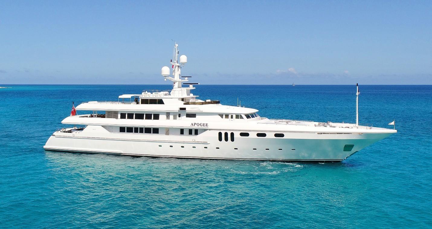 Motor Yacht APOGEE for Sale with SuperYachtsMonaco