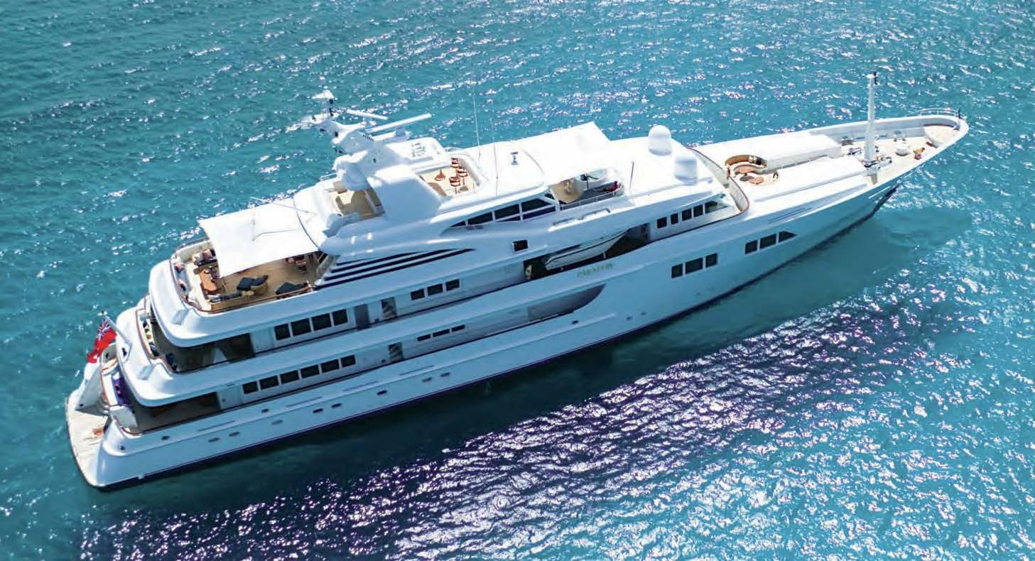 Motor Yacht PARAFFIN for Sale with SuperYachtsMonaco