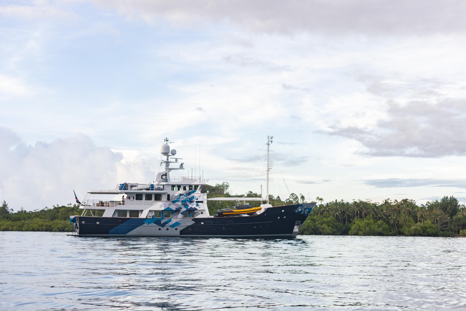 M/Y DARDANELLA for charter with SuperYachtsMonaco