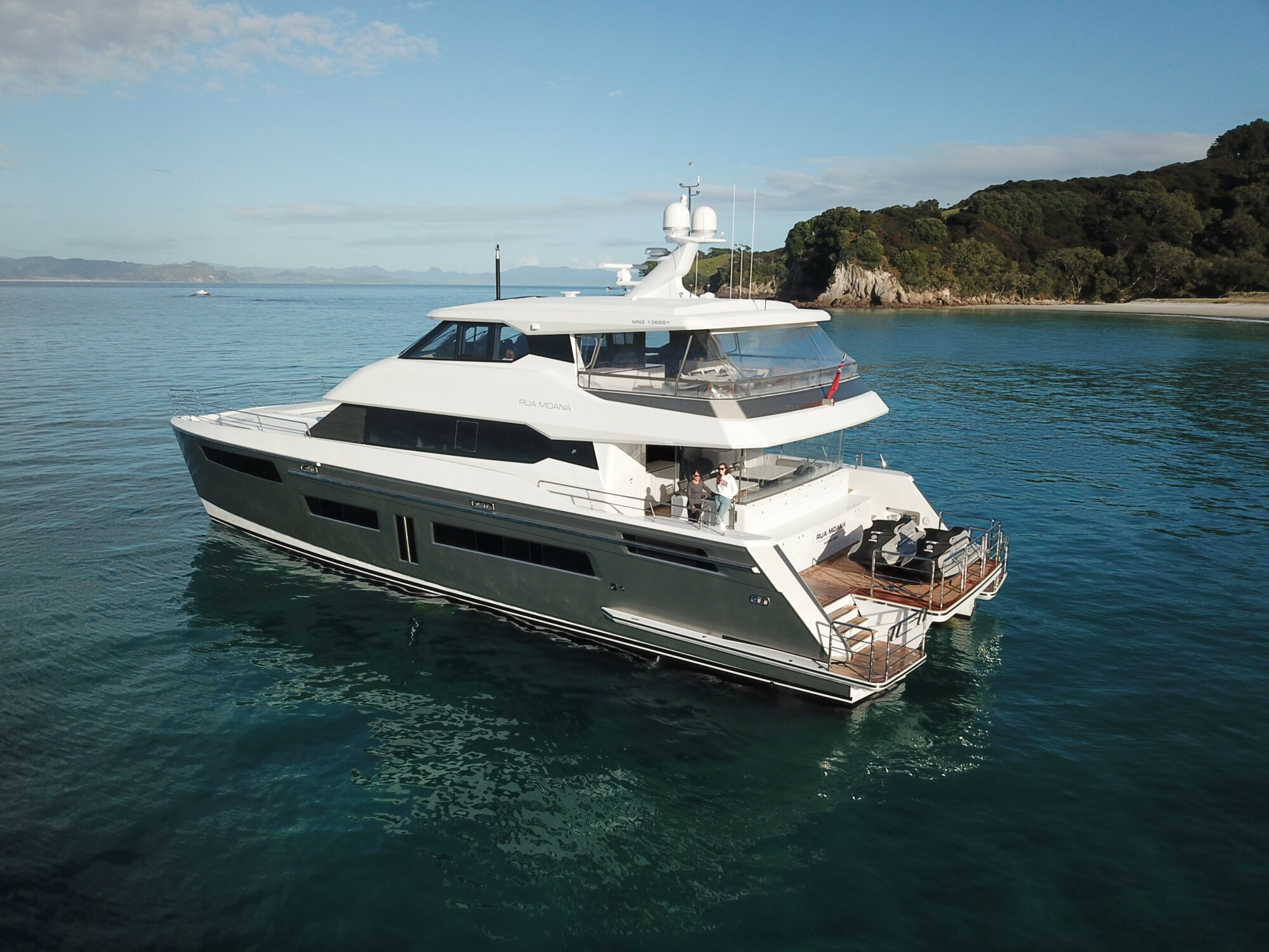 M/Y RUA MOANA for charter with SuperYachtsMonaco