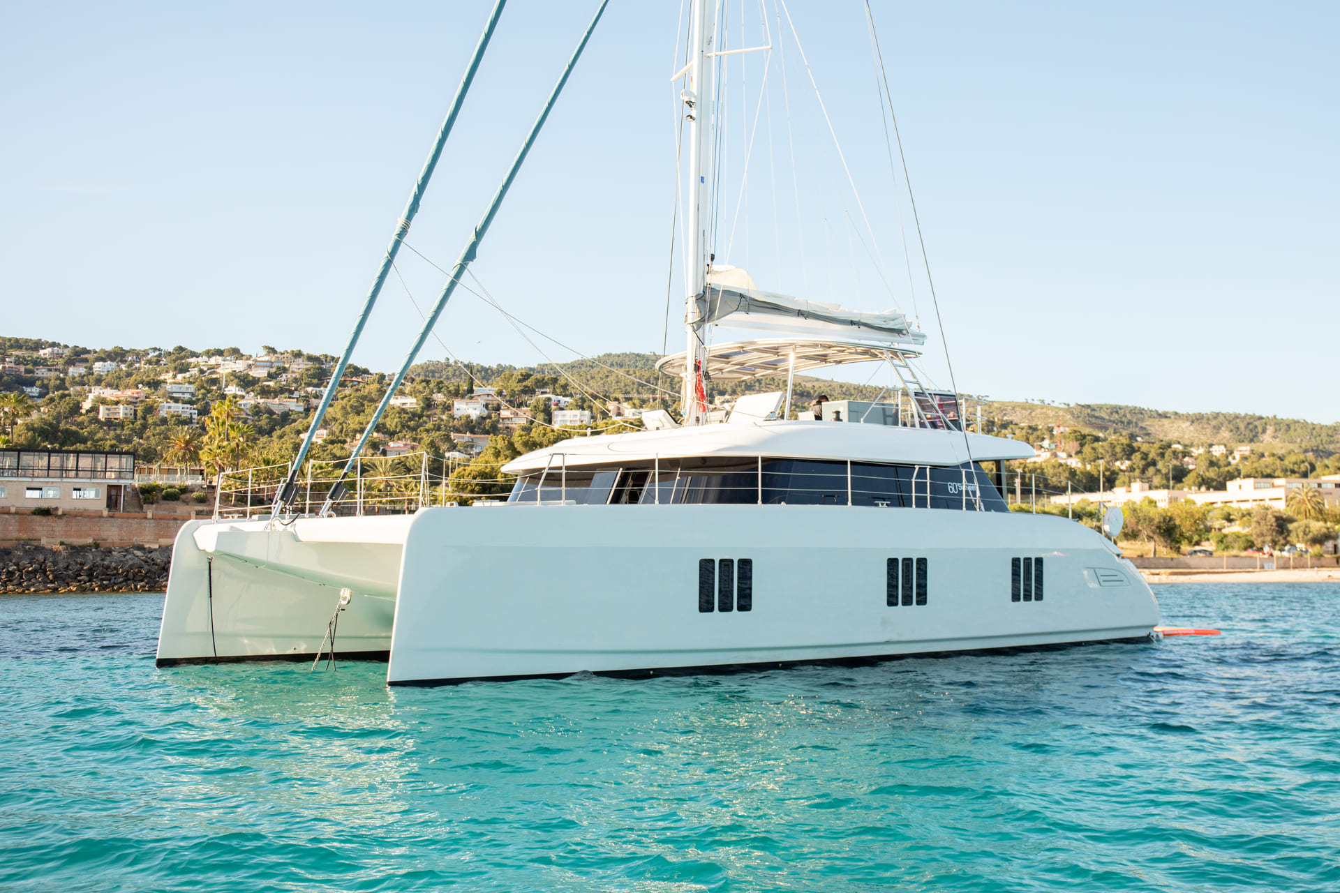 S/Y SUNBRREZE Available for Charter with SuperYachtsMonaco
