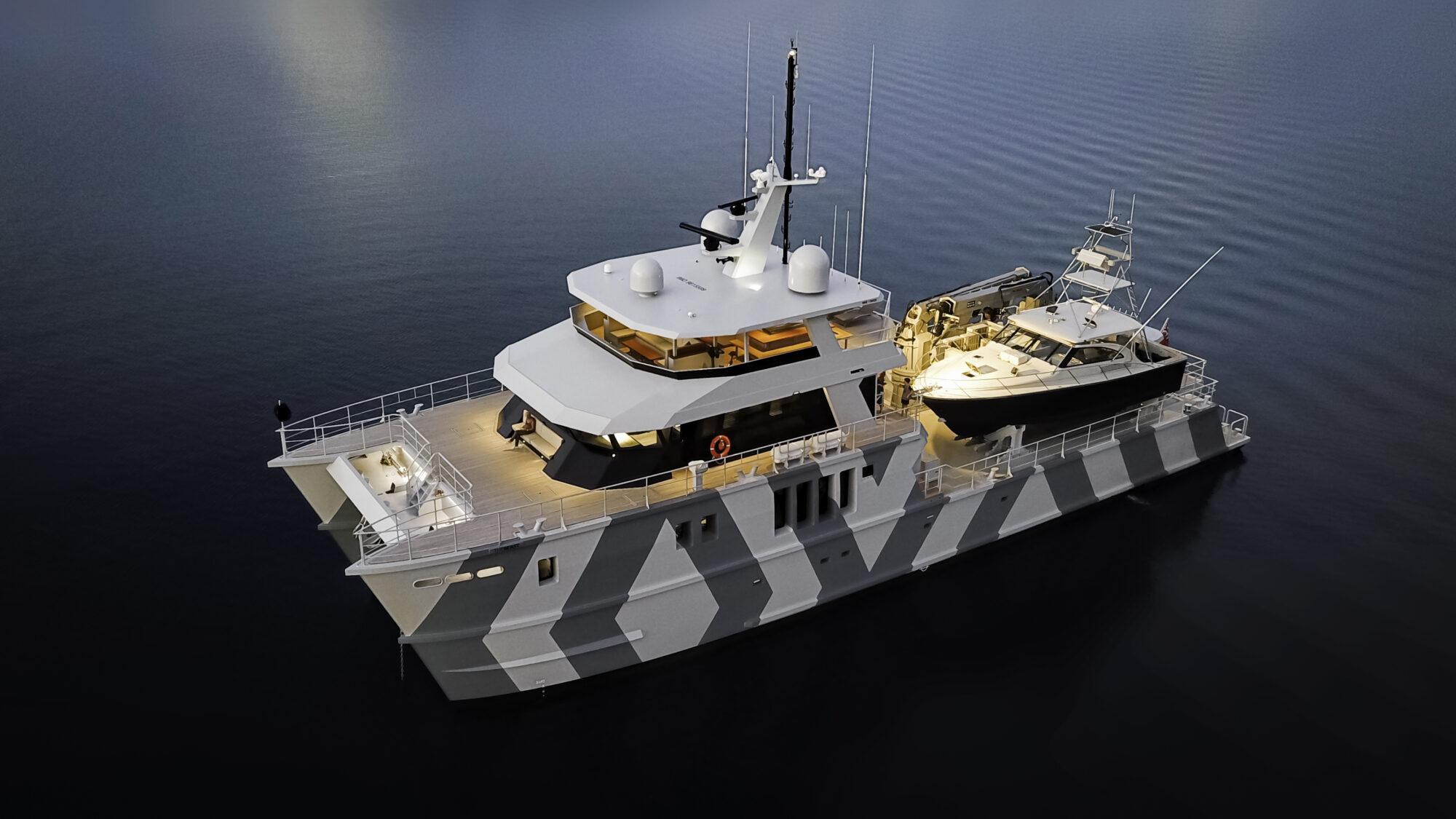 M/Y Beast charter with SuperYachtsMonaco